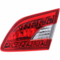 FITS 13-15 NISSAN SENTRA RIGHT PASSENGER TAIL LAMP ASSEMBLY LID MOUNTED