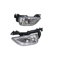 Fits 00-01 Altima Left & Right Fog Lamp / Light Assemblies - Set