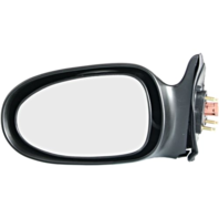 Fits 00-01 Nissan Altima Left Driver Paint to Match Power Mirror