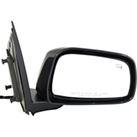 Fits 05-12 Pathfinder 05-16 Frontier Right Pass Unpainted Power Mirror With Heat
