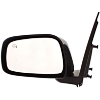 Fits 05-12 Nissan Pathfinder Left Driver Power Mirror Smooth W/Heat / Memory
