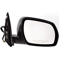 Fits 03-04 Nissan Murano Right Pass Power Mirror Unpainted With Heat No Memory