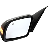 Fits 07-12 Nissan Altima Sedan Left Driver Power Mirror W/Heat And Signal
