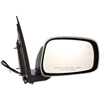 Fits 05-12 Pathfinder 05-15 Xterra Right Pass Power Mirror Manual Fold Chrome