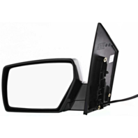 Fits 04-09 Nissan Quest Left Driver Power Mirror No Heat, Memory or Puddle Lamp