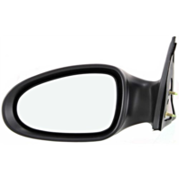 Fits 05-06 Nissan Altima Left Driver Power Mirror Smooth Black Cover No Heat