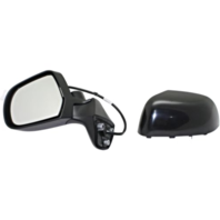 Fits 14-15 Nissan Versa Note Left Driver Power Mirror Unpainted No Ht/Camera