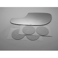 Fits 10-16 Ford Taurus Left Driver Mirror Glass Lower Lens Only as Pictured