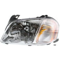 FITS 01-04 MAZDA TRIBUTE LEFT DRIVER HEADLAMP ASSEMBLY