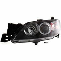 FITS 04-09 MAZDA 3 SEDAN LEFT DRIVER HALOGEN HEADLAMP ASSEMBLY