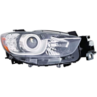 FITS 13-16 MAZDA CX-5 RIGHT PASSENGER HALOGEN HEADLAMP ASSEMBLY
