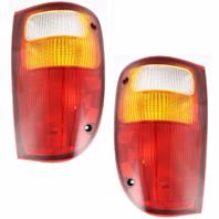 Fits 01-10 Mazda Pickup / 05-07 Ford Ranger STX Left & Right Tail Lamp