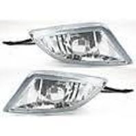 Fits 99-03 Mazda Protege Sedan Left & Right Fog Lamp Assemblies - pair