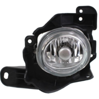 Fits 10-13 Mazda 3 Mazdaspeed Left Driver Round Fog Lamp Assembly