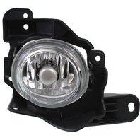 Fits 10-13 Mazda 3 Mazdaspeed Right Passenger Round Fog Lamp Assembly
