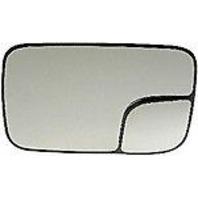 05*-09 Dodge Ram Left Driver Mirror w/Heat w/Holder  Flip Up tow/trailor 2 piece