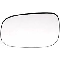 Left Driver Heated Mirror Glass w/Rear Holder for Volvo C30 S40,S60,S80 V50, V70