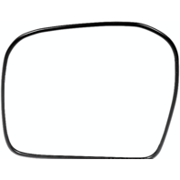 Left Driver Power Mirror Glass w/ Rear Holder for 00-04 Toy Tacoma 00-02 4Runner