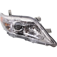Fits 10-11 Toy Camry Right Passgr Headlight Assem w/ Clear Lens (USA built only)