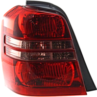 FITS 01-03 TOYOTA HIGHLANDER LEFT DRIVER TAIL LAMP UNIT ASSEMBLY