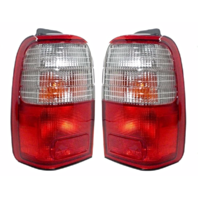 FITS 96-00 TOY 4RUNNER LEFT & RIGHT SET TAIL LAMP ASSEMBLES