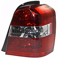 FITS 04-07 TOYOTA HIGHLANDER RIGHT PASSENGER TAIL LAMP UNIT ASSEMBLY