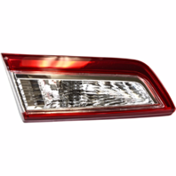 FITS 12-14 TOYOTA CAMRY LEFT DRIVER TAIL LAMP ASSEMBLY LID MOUNTED