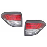 Fits 13-14 Lexus RX350 Left & Right Tail Lamp Quarter Mounted Set - Japan Built