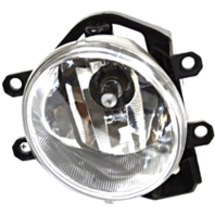 Right Passenger Side Replacement Fog Light Assembly 14-16 Various Toyota / Lexus