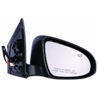 Fits 14-17 Toy Corolla Right Passenger Power Mirror Assm Heated w/ Signal