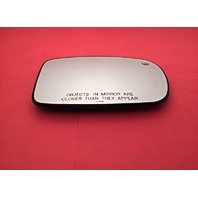 Fits 11-16 Charger,  Chry 200 / 300 Right Pass Heated Mirror Glass w/Holder  OE