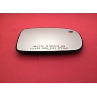 Fits 11-18 Dodge Charger Right Pass Mirror Glass w/Holder  OEM