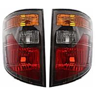 Fits 06-08 Honda Ridgeline Left & Right Set Tail Lamp Unit Assemblies