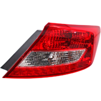 Fits 12-14 Honda Civic Coupe Right Passenger Tail Lamp Assembly