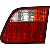 Fits 99-00 Hd Civic Sedan Back-Up Left & Right Set Lamp Unit Assemblies LID Mounted
