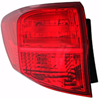Fits 13-15 Acura RDX Left Driver Tail Lamp Assembly Quarter Mounted