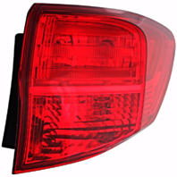 Fits 13-15 Acura RDX Right Passenger Tail Lamp Assembly Quarter Mounted