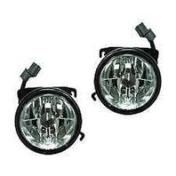 03-05 Honda Pilot Left & Right Fog Lamp Assemblies (pair)