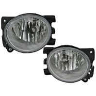 Fits 09-11 Honda Pilot Left & Right Fog Lamp Units (pair)