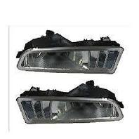 Fits 99-03 Acura TL Left & Right Fog Lamp Assemblies (pair)