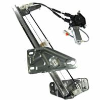 Fits 94-01 Ac Integra Sedan Power Window Regulator with Motor Front Right Passenger