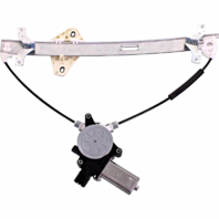 Fits 04-08 Ac TSX Power Window Regulator with Motor Front Left Driver