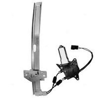 Fits 90-93 Hd Accord Power Window Regulator with Motor Rear Left Driver