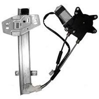 Fits 94-97 Hd Accord Power Window Regulator with Motor Rear Left Driver