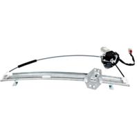 Fits 01-02 Acura MDX Right Pass Power Window Regulator W/Motor 2 Pin Connector