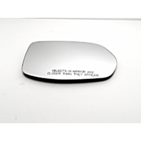 Fits 12-17 Honda CR-V 16-18 HR-V Right Pass Mirror Glass w/ Rear Holder OE