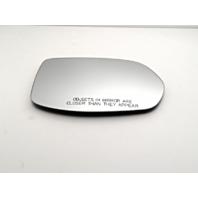 Fits 12-16 Honda CR-V 16-18 HR-V Right Pass Heated Mirror Glass w/Rear Holder OE