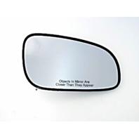 Fits 00-09 Honda S2000 Right Passenger Convex Mirror Glass w/ Rear Holder OE
