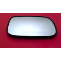 Fits 04-08 Acura TSX Right Passenger non Heat Mirror Glass w/Rear Backing Plate OEM