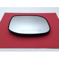 Fits 09-14 Acura TSX Right Pass Heated Convex Mirror Glass w/Rear Back Plate OEM